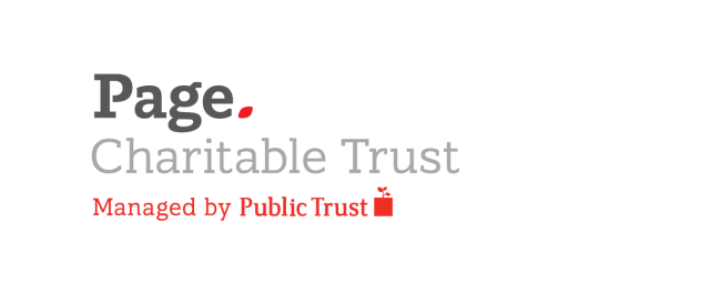 Page Charitable Trust logo