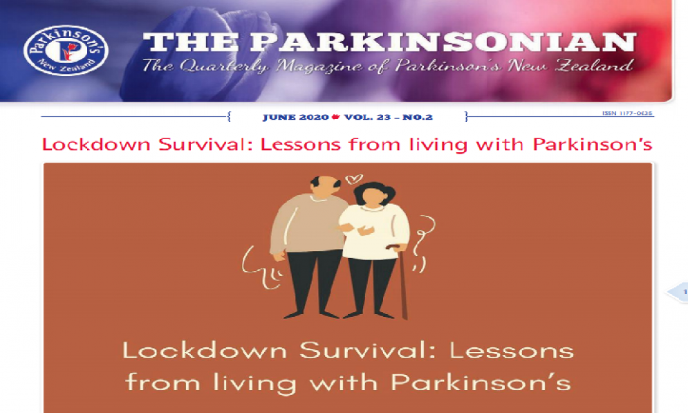 Parkinsonian for June 2020